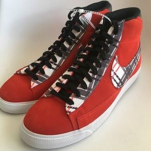 Nike Ben Simmons X Blazer Mid Premium 'Plaid'